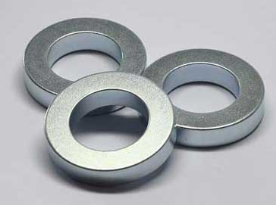 SmCo ring magnet with Nickel